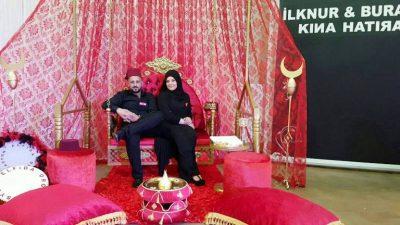 Elfida Palace Organizasyon'dan kadınlara özel kına gecesi