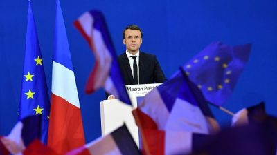 Paris Camisi'nden ikinci turda Macron'a destek çağrısı