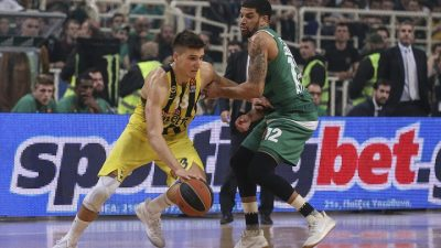 Fenerbahçe'den Panathinaikos'a 2. darbe