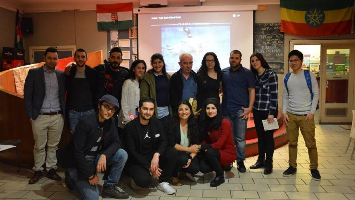 Leuven Üniversitesinde Türk kültürünü tanıttılar