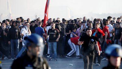 UEFA'dan Beşiktaş ve Olympique Lyon'a ceza
