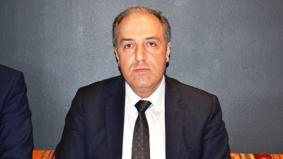 AK Parti İstanbul Milletvekili Yeneroğlu Viyana'da