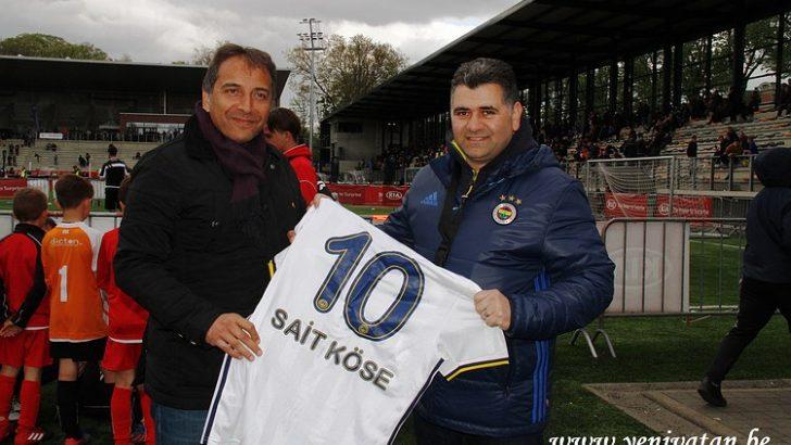 Fenerbahçe kulübünden Sait Köse'ye özel forma
