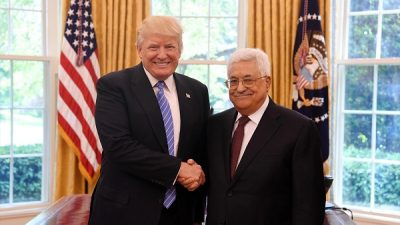 """Trump: """"İsrail'in işgali son bulmalı"""""""
