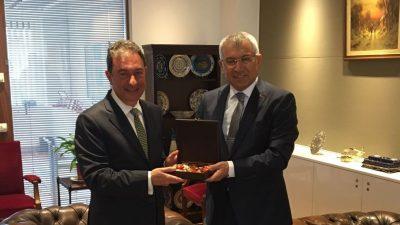 Belçika ve Türkiye arasında yeni işbirliği protokolü imzalandı