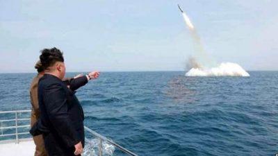 AB ve NATO Kuzey Kore'nin füze denemesini kınadı