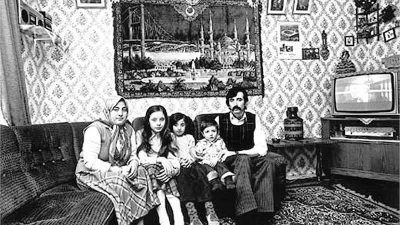 Gurbette Bayram sabahı / Ahmet Urfalı