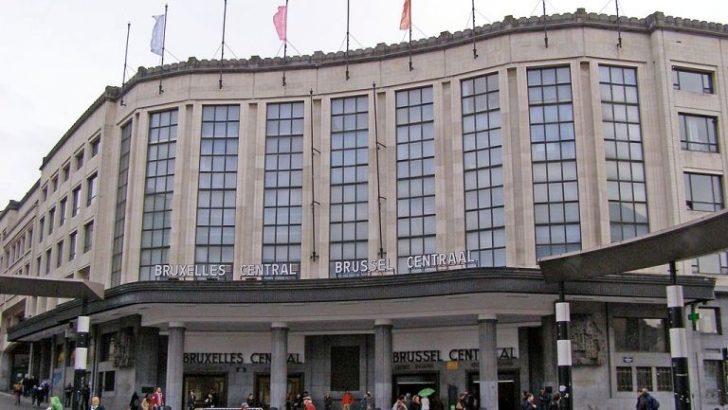 Brüksel Merkez İstasyonu'nda patlama