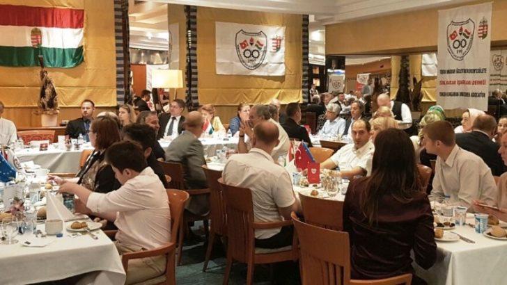 Macaristan'daki iftar Türkleri bir araya getirdi