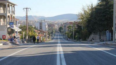 """""""Emirdağ'ın yol durumu"""""""
