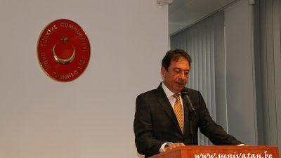 Büyükelçi Hakan Olcay'ın Bayram mesajı