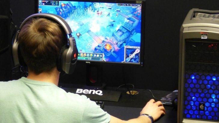Bilgisayarda oyun bağımlılığı hastanede bitti