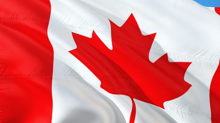 Kanada'da aşırı sağcı adayın seçim afişi tepki çekti