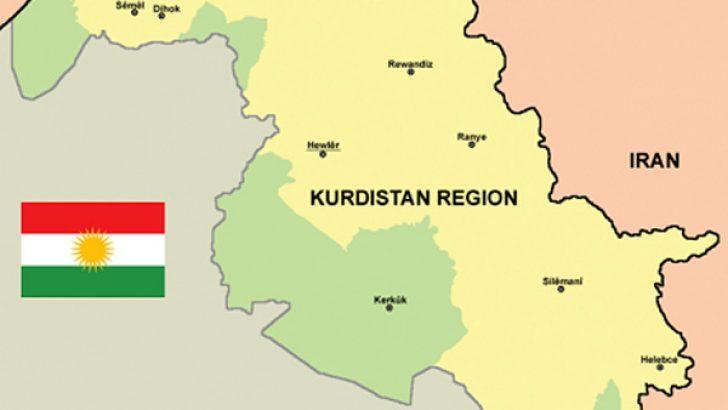 """Netanyahu'dan """"Kürt devletine"""" destek"""
