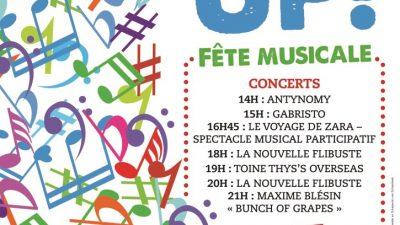 Schaerbeek'te bayram tadında müzik festivali düzenlenecek