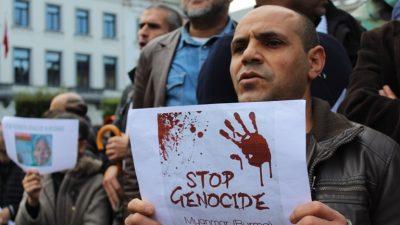 """""""Arakan'da bir ayda 6 bin 700 Müslüman öldürüldü"""""""