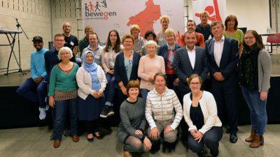 """Gent belediyesinden vatandaşlarına """"sağlıklı yaşam"""" desteği"""