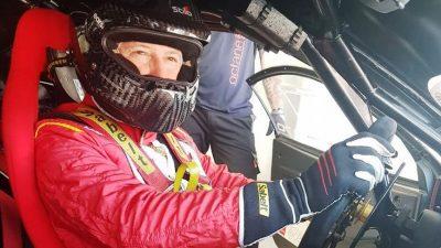 Ümit Ülkü, Spa-Francorchamps'da ikinci oldu