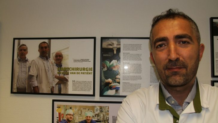 Belçika'da Türk cerrahın büyük başarısı