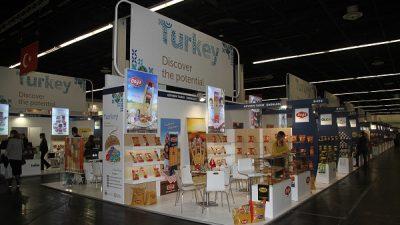 Anuga Fuarı'nda Türk firmalarına yoğun ilgi