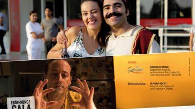 17. Uluslararası Frankfurt Türk Film festivali dolu dolu