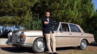 Yarım asırlık Mercedes yeniden trafikte