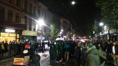 Belçika'da çıkan olayları PKK'nın yayın organı körükledi