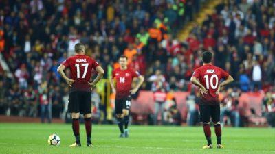 """2018 Dünya Kupası hayali """"SON"""" buldu"""