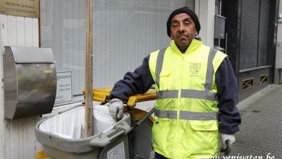 """""""Saint-Josse sokakları artık daha temiz"""""""