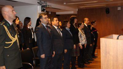 T.C. Brüksel Büyükelçiliği'nde 10 Kasım Atatürk'ü Anma programı düzenlendi