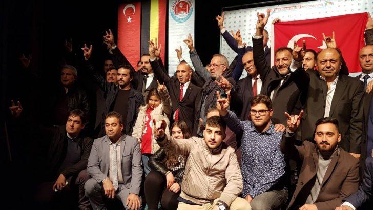 Houthalen'de Türkülerle Türkiyem etkinliğinin 2.si düzenlendi