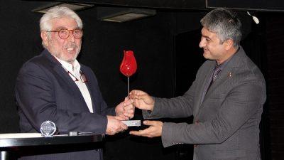 Hollanda'da 5. Kırmızı Lale Film Festivali ödül töreni