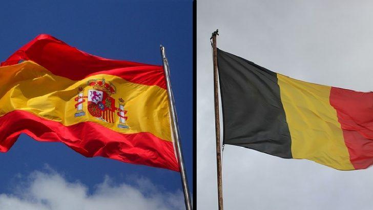 İspanya ile Belçika arasında ipler gerildi