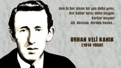 """""""Garip"""" akımı şairi: Orhan Veli Kanık"""