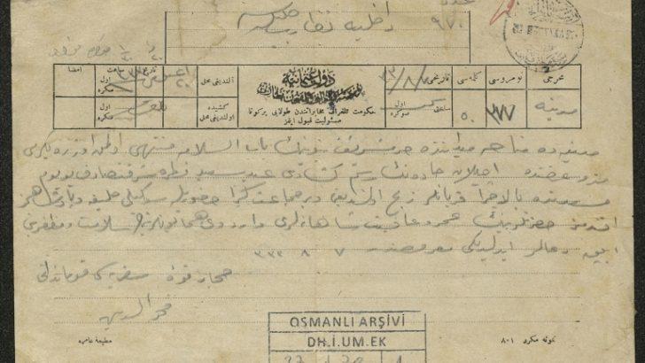Fahreddin Paşa'nın kahramanlığı tarihi belgelerde
