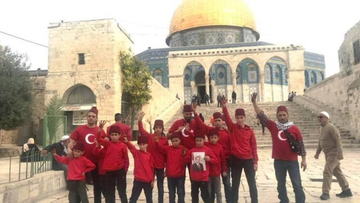 İsrail polisi 2 Belçikalı Türk'ü gözaltına aldı