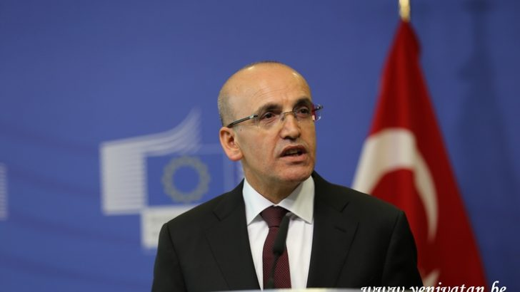 """Başbakan Yardımcısı Şimşek: """"Türkiye, AB için bir zenginlik oluşturacaktır"""""""