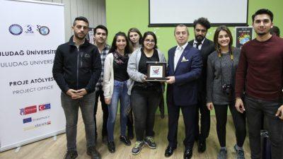 Konsolos Osman Şahbaz Bursa'da bir dizi konferans verdi
