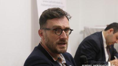 Brüksel'de medya ve siyaset tartışıldı
