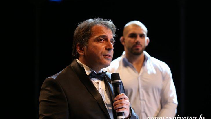 Sait Köse başarılı sporcuları ödüllendirmeye devam ediyor