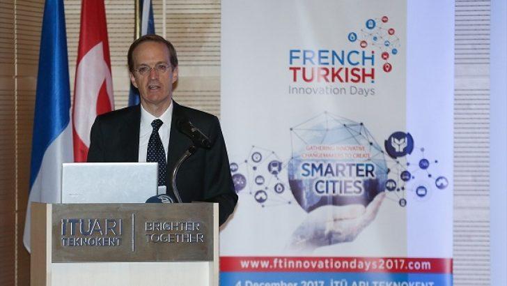 Türk-Fransız inovasyon günleri