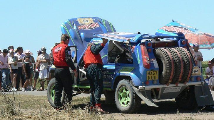 Dakar Rallisi heyecanı başlıyor