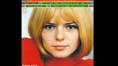 Fransız şarkıcı France Gall öldü