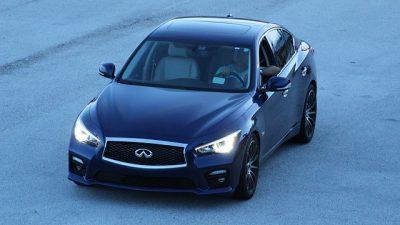 INFINITI'den yüzde 100 elektrikli otomobil üretim hedefi