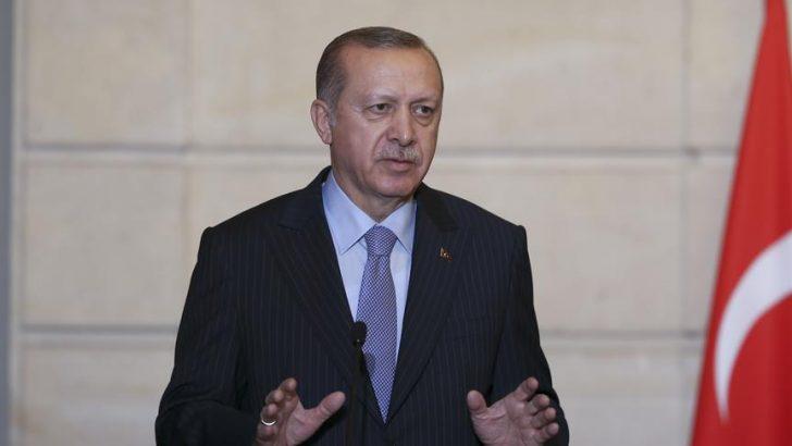 """Cumhurbaşkanı Erdoğan: """"AB'ye üyelik süreci bizi ciddi manada yoruyor"""""""