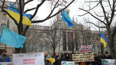 """AB Komisyonu Sözcüsü: """"Kırım Tatarları zulüm altında yaşıyor"""""""