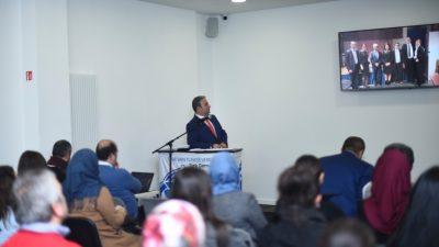 UTV, Anvers bölgesindeki Türklere çalışmalarını anlattı