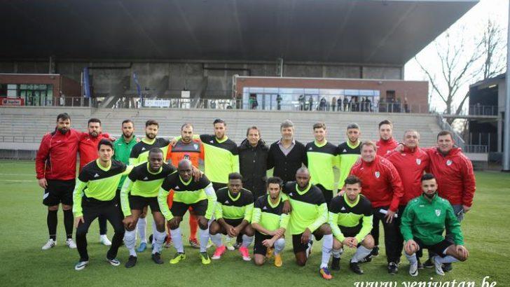 RC Schaerbeek kritik maçı kaybetti