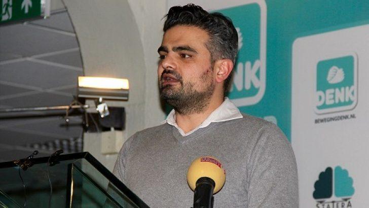 Hollanda'da Türklerin kurduğu partiden basın toplantısı