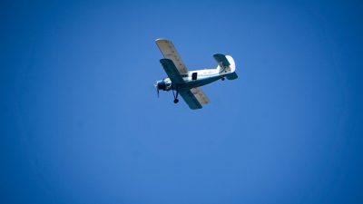 Belçika'da uçak düştü: 2 ölü